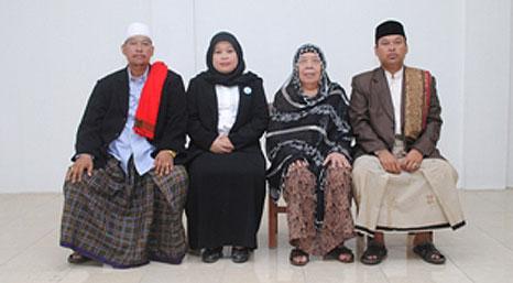 Pengasuh, Pimpinan, Kepala MA dan Kepala SMP Islam